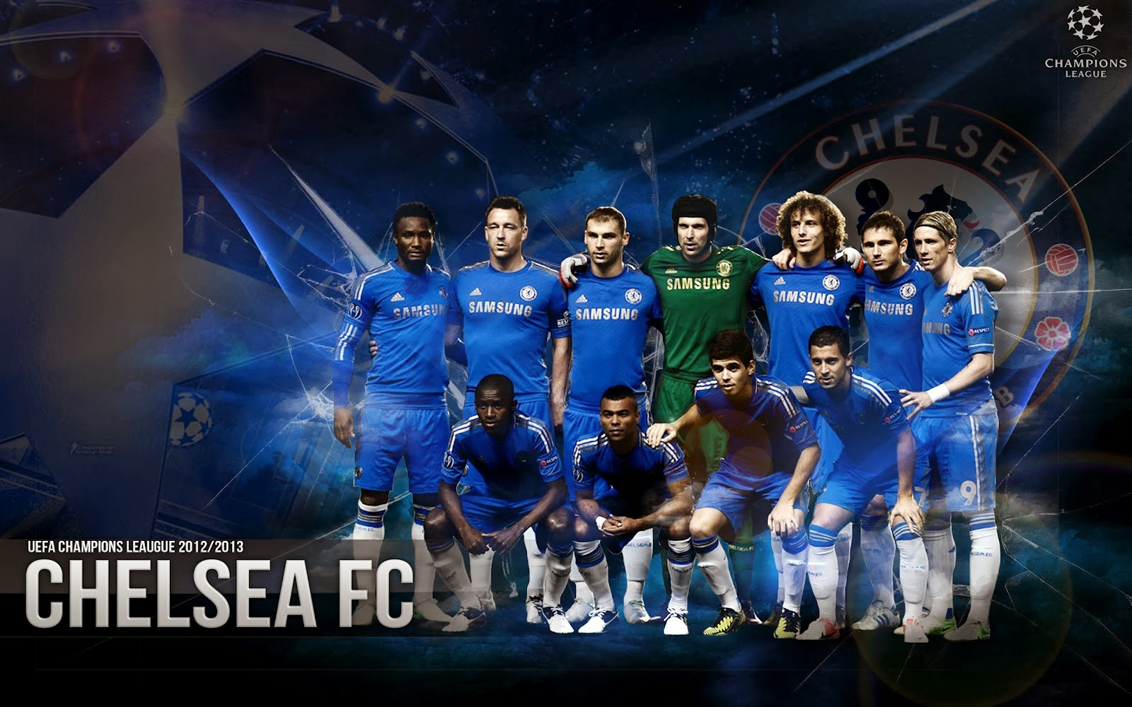 Chelsea FC Opick Photos Gallery