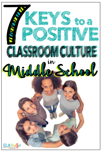 Creating positive relationships with students leads to great classroom management! If you need teaching tips and hacks for making your classroom environment awesome, check out this blogpost! #hacks #middleschool #survival kit #classroommanagement #teachertips
