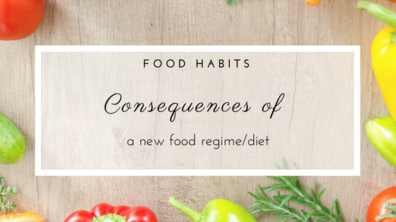 What changes have I noticed since I changed my food regime to a more plant-based? Read for more insights. This is my personal experience!