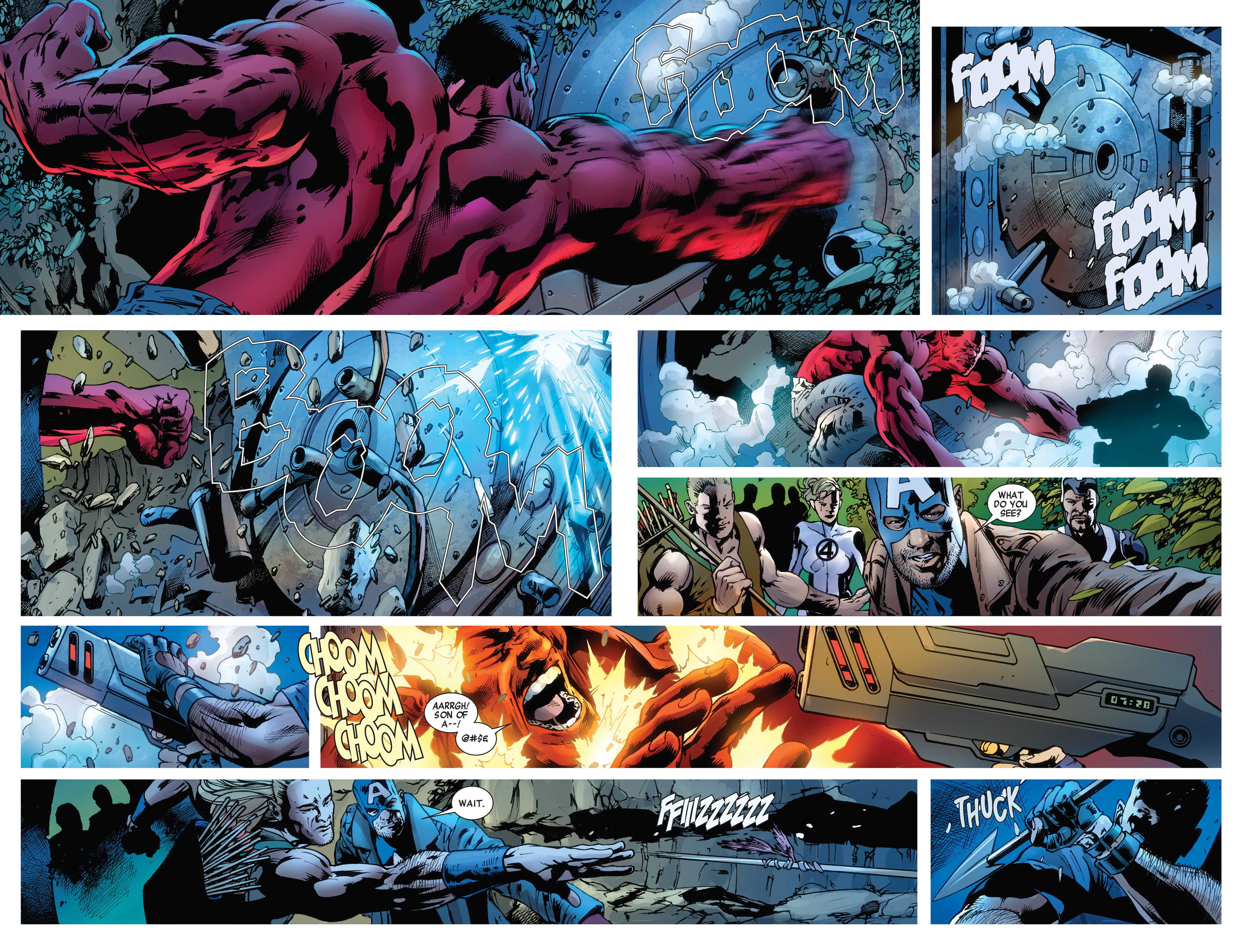 Read online Age of Ultron comic -  Issue #5 - 8
