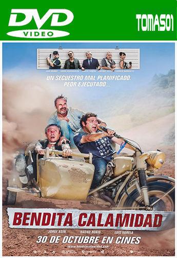 Bendita calamidad (2015) DVDRip