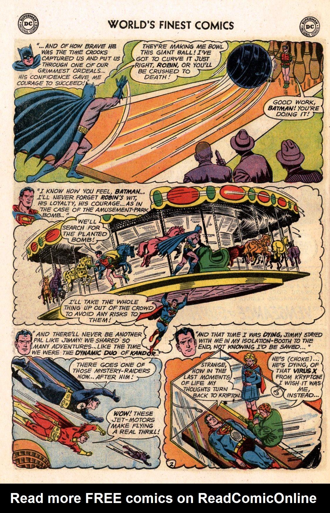 Read online World's Finest Comics comic -  Issue #141 - 14