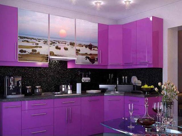 Purple Kitchens Purple Kitchens Purple 2BKitchens9