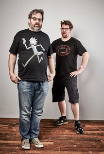 Justin Roiland. Director of Rick and Morty - Season 2
