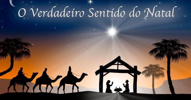 O Verdadeiro Sentido Do Natal Rocha Eterna Louvores Inesqueciveis