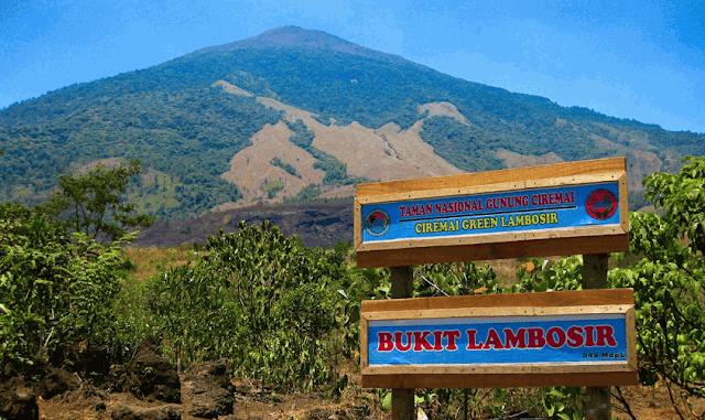 bukit lambosir wisata hits kuningan