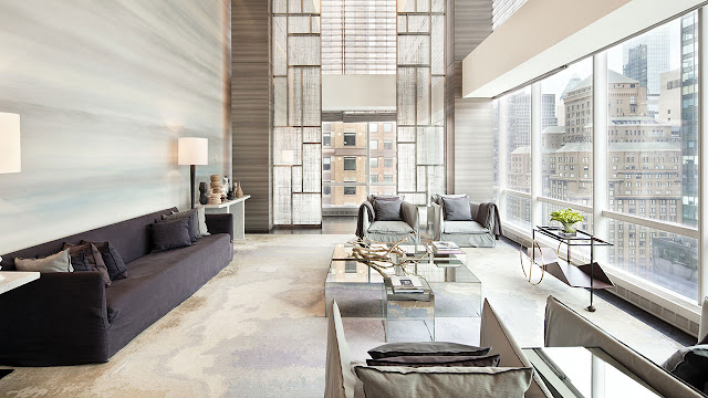 Park Hyatt New York offers 210 rooms, including 92 suites, ideal for a luxurious stay in New York's Midtown at Hyatt's flagship hotel.