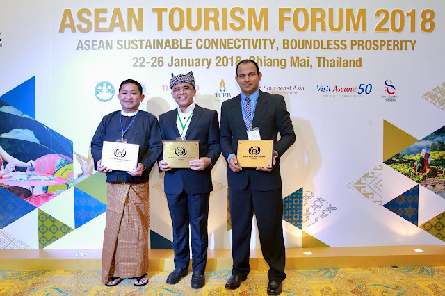 Banyuwangi raih penghargaan kota wisata terbersih tingkat ASEAN.