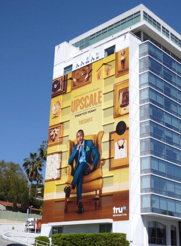 Upscale Prentice Penny season 1 billboard