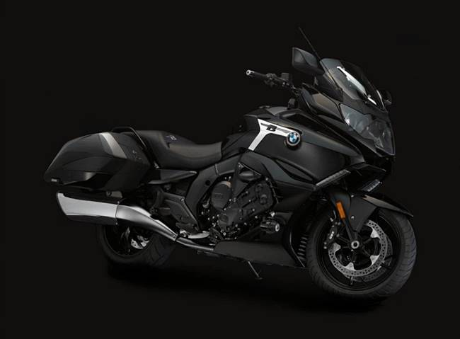 2017 BMW K1600B Exclusive Bagger Style