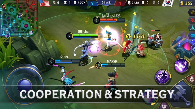 لعبة Mobile Legends: Bang Bang APK