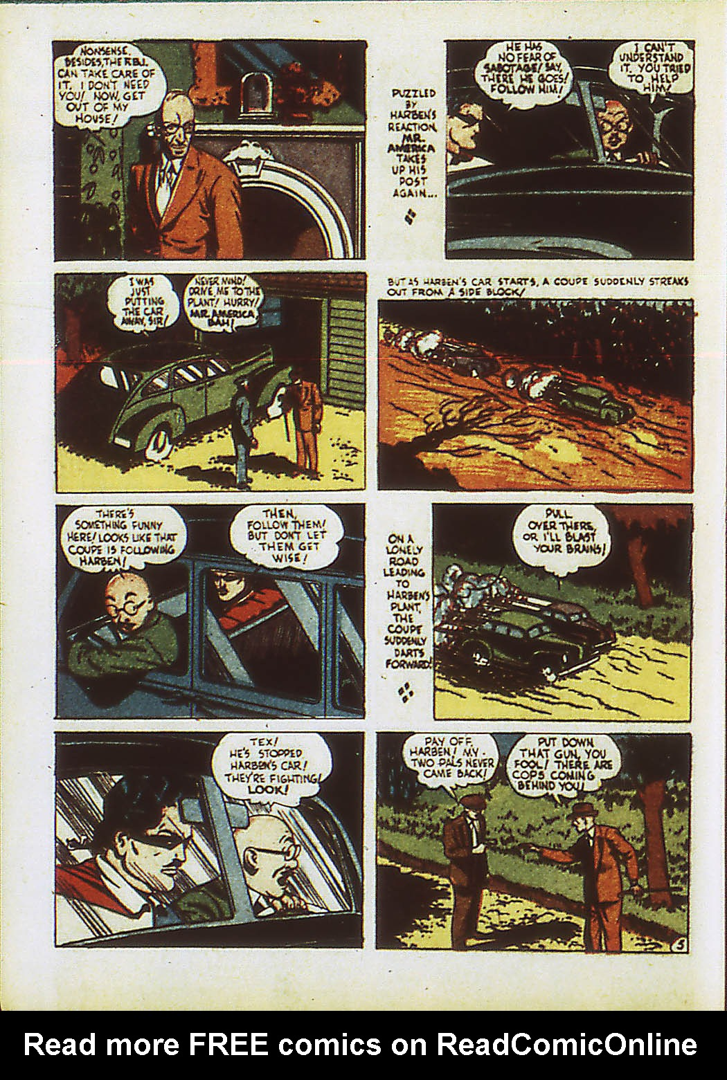 Read online Action Comics (1938) comic -  Issue #34 - 43