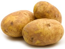 Lose weight potatoes.