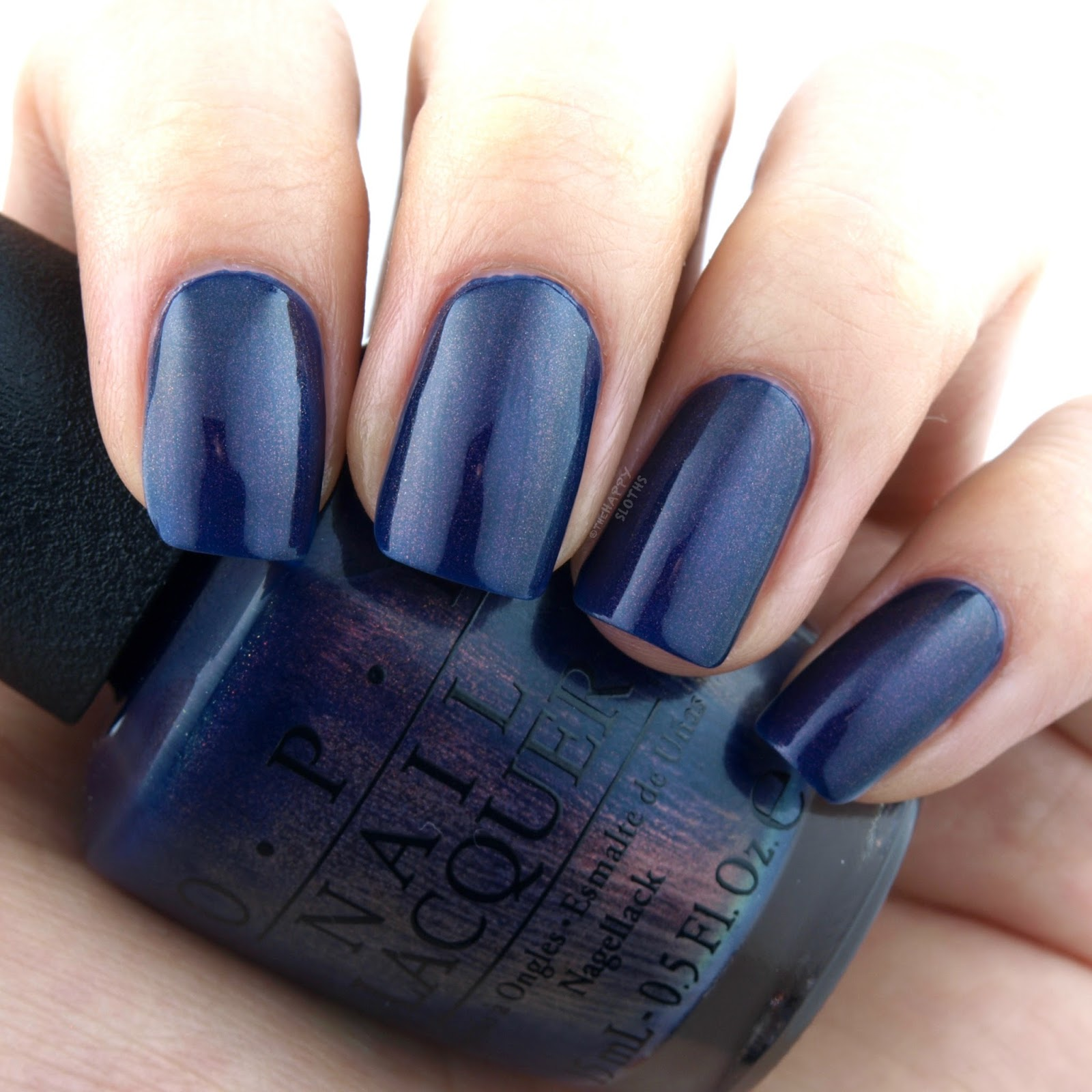 OPI Fall 2017 Iceland Collection | Turn On the Northern Lights!: Review and Swatches