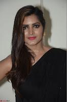 Pavani Reddy in Black Saree Sleeveless Choli ~  Exclusive 42.JPG