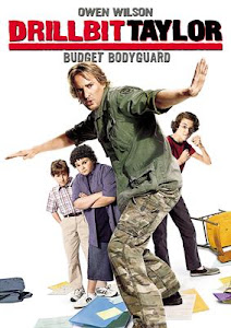 Poster Of Drillbit Taylor (2008) In Hindi English Dual Audio 300MB Compressed Small Size Pc Movie Free Download Only At worldfree4u.com