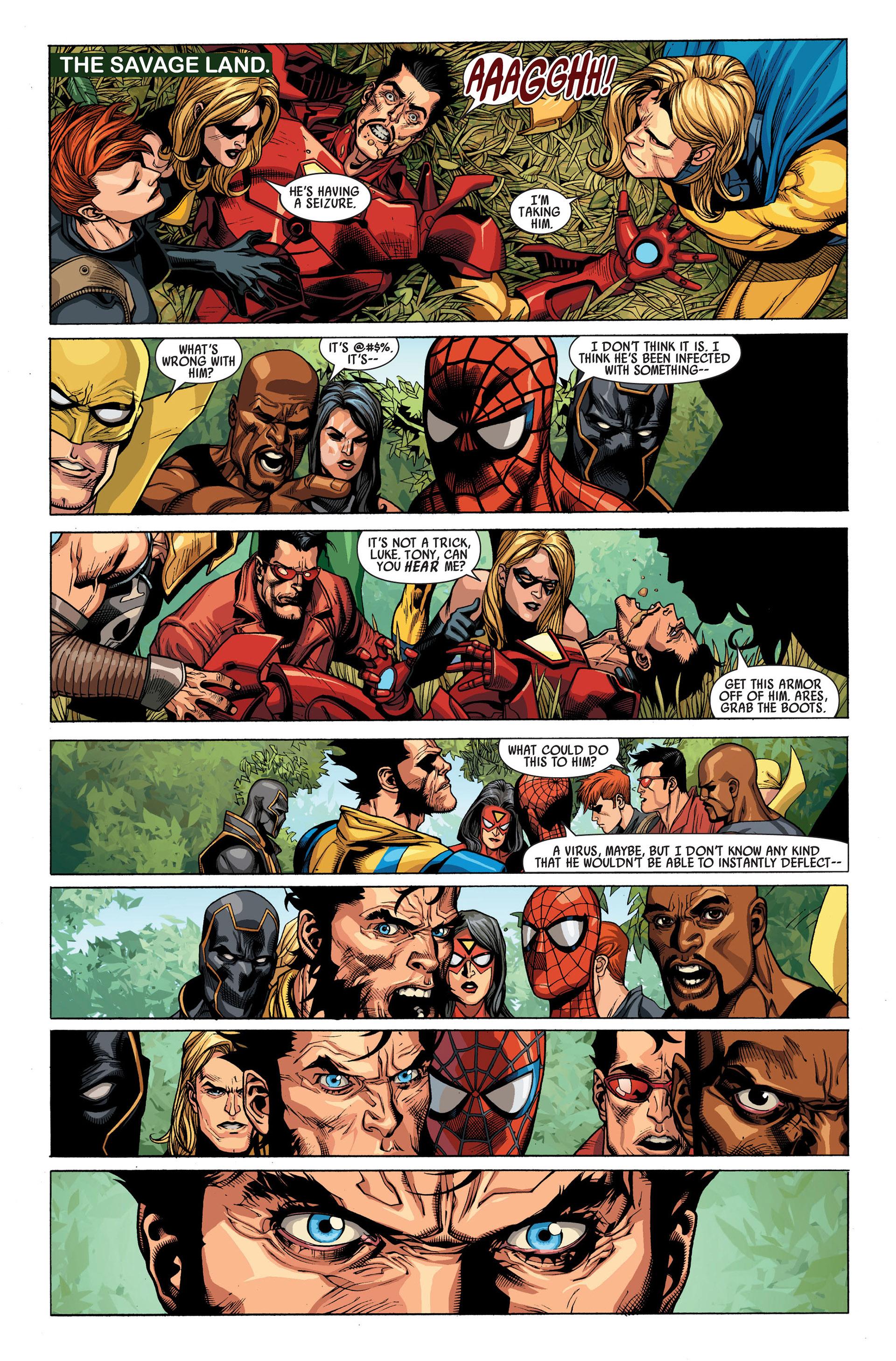 Read online Secret Invasion comic -  Issue #1 - 32