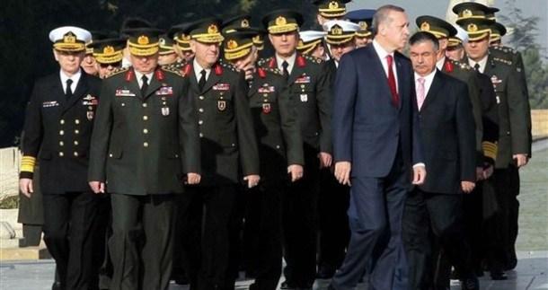Η Τουρκία είναι μία αποσταθεροποιημένη χώρα