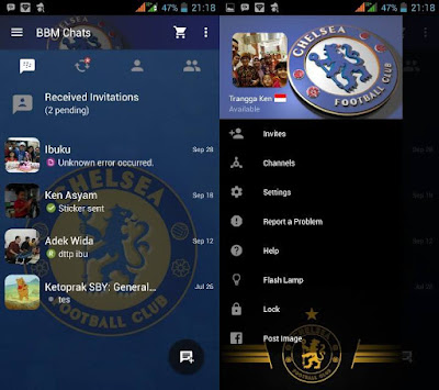 Preview BBM Chelsea