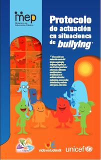 El Protocolo de actuación en situaciones de bullying