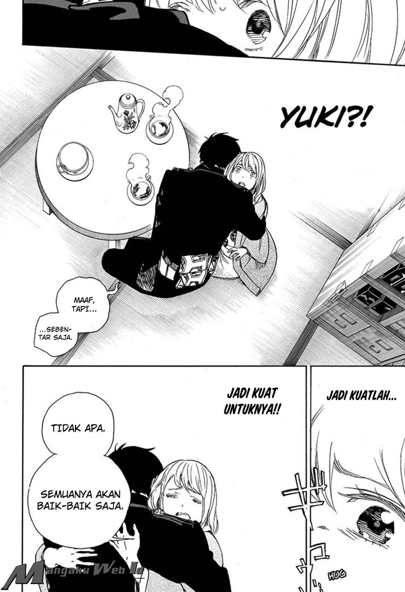 Ao no Exorcist Chapter 93-20
