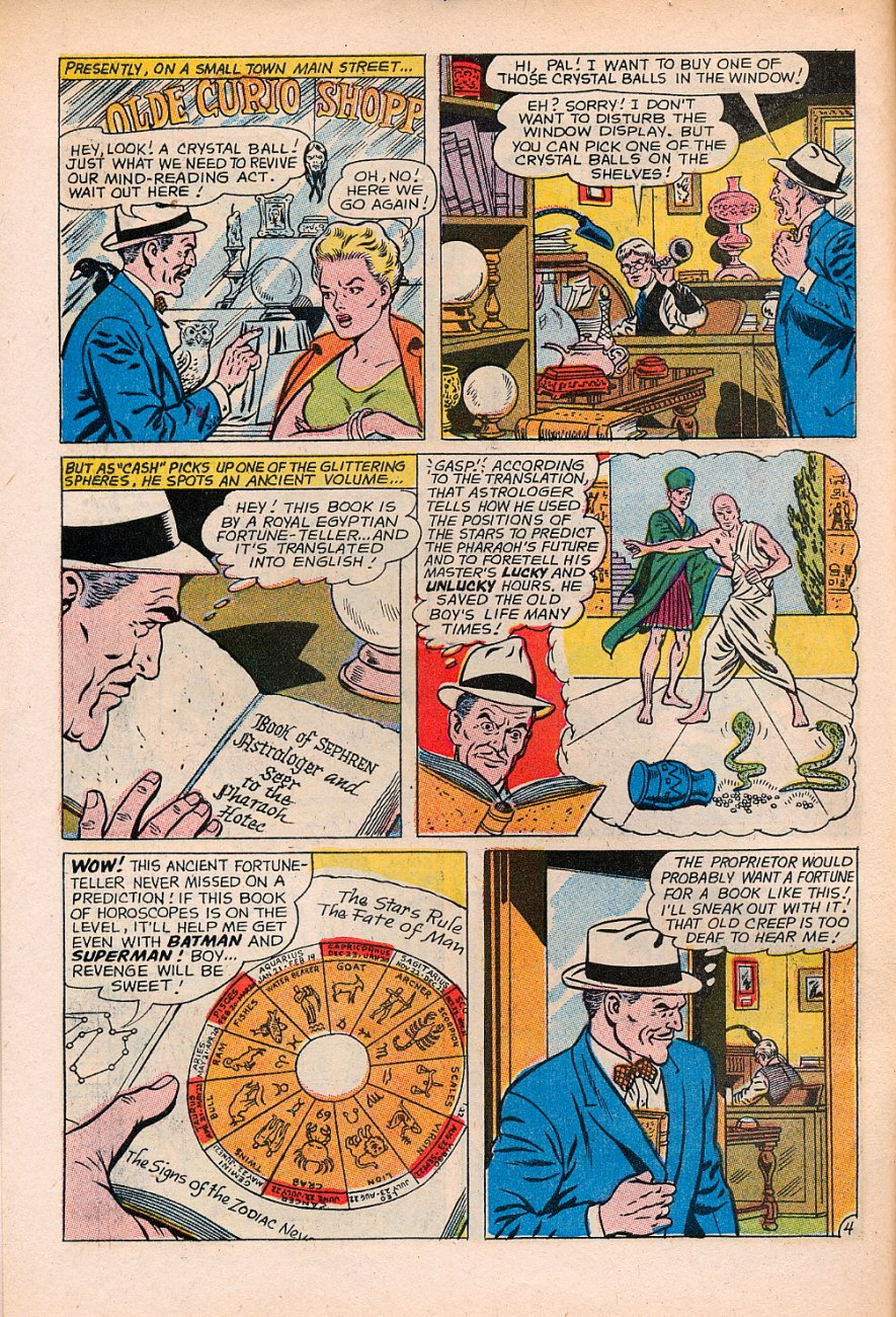 Read online World's Finest Comics comic -  Issue #160 - 6