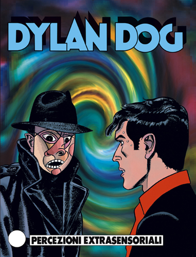 Dylan Dog (1986) 159 Page 1