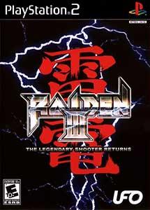 Raiden III PlayStation 2 ISO (Ntsc-Pal) (MG-MF)