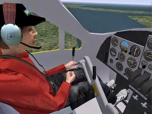 ProFlightSimulator Flight Simulation Game for PC