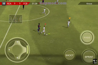 RF 2012 Mod Real Football 2019 v1.5.4 GloftR2HM Obb