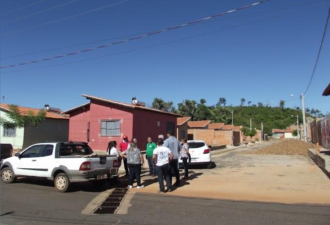 Conselho de Meio Ambiente e Defesa Civil faz visita técnica na Vila Paraíso
