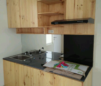 Kitchen Set Balok Living Kayu Jati Belanda Murah