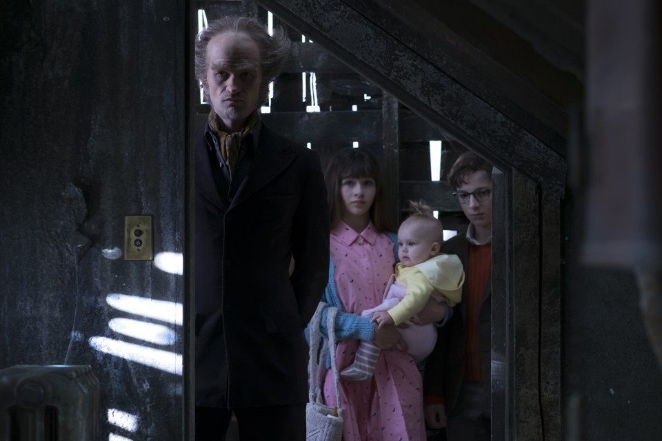 TV Stuff: A Series Of Unfortunate Events [2017]