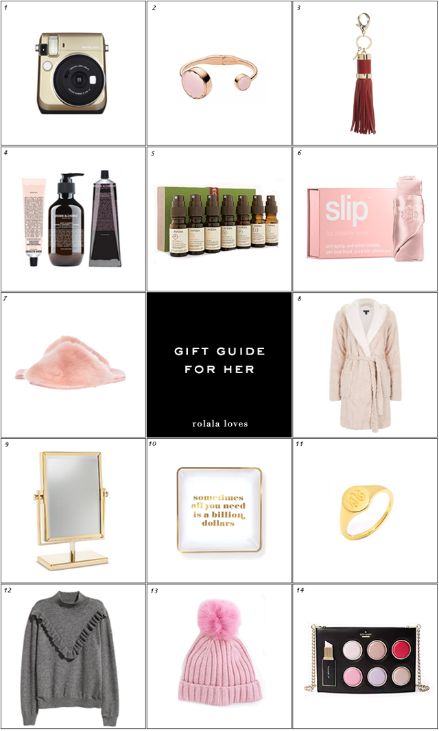 Gift Guide, Gifts for Her, Gifts for Ladies, Gift Ideas, Holiday Gifting