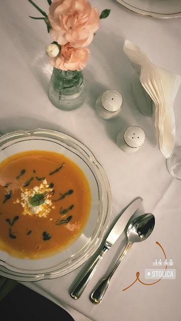cosa mangiare a varsavia zuppa di zucca
