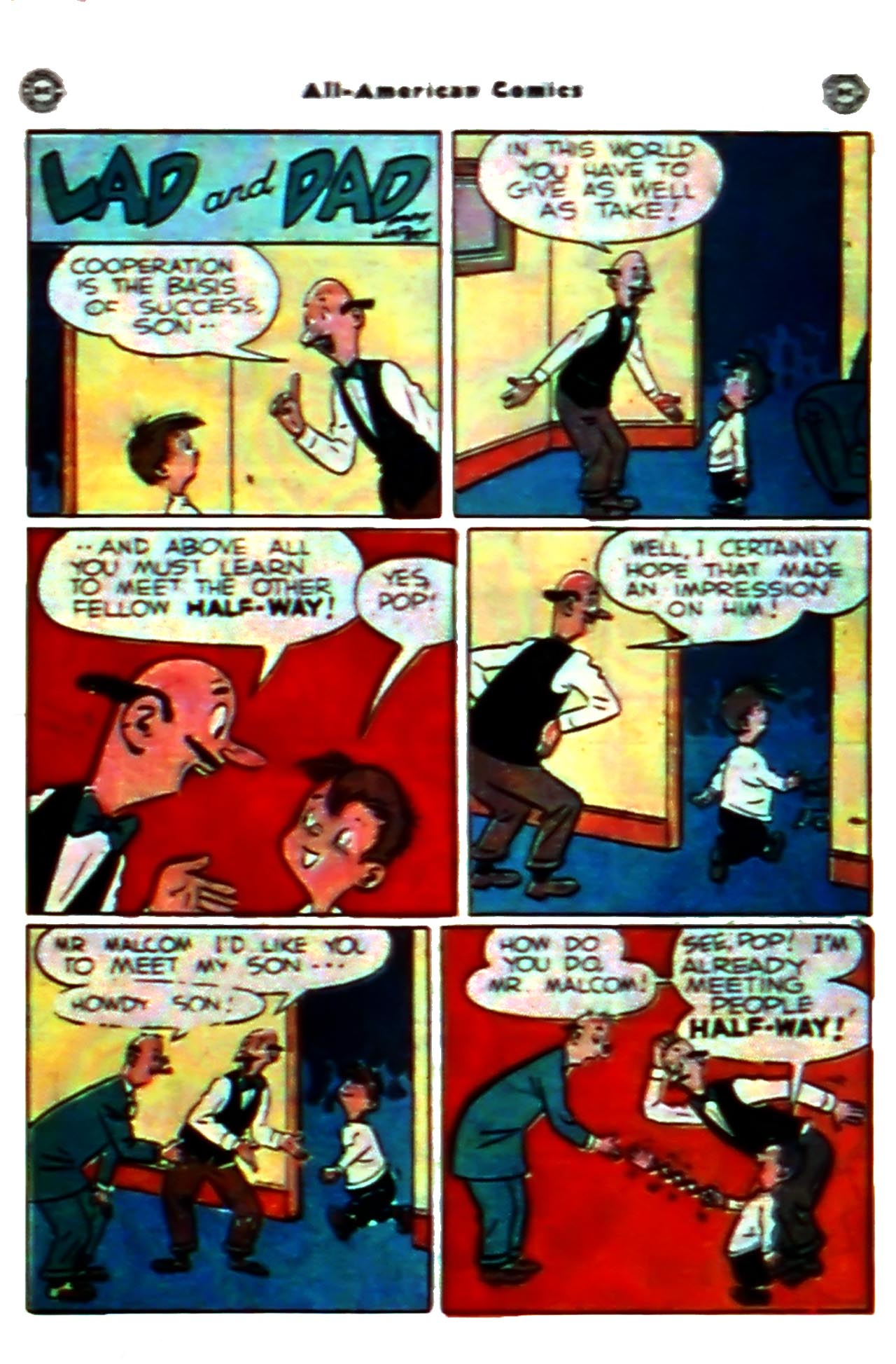 Read online All-American Comics (1939) comic -  Issue #102 - 37