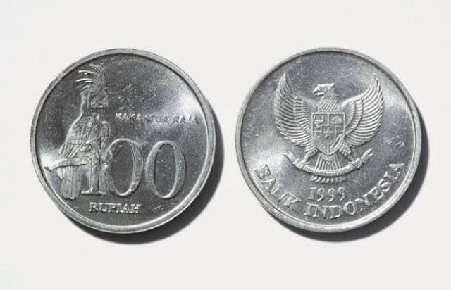 Untuk Diketahui, Uang Recehan Seratus Rupiah Masih Berlaku