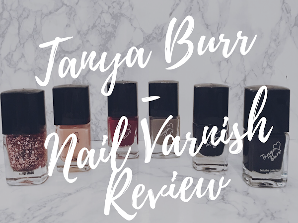 Tanya Burr: Nail Varnish Review