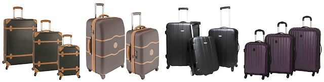 delsey luggage, dvf luggage, which luggage to buy, best looking luggage