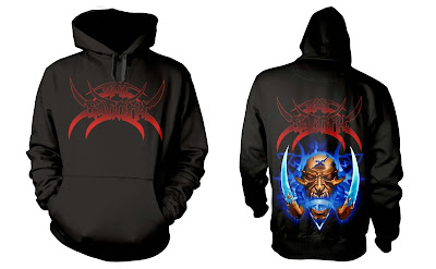 bal sagoth, demon, chthonic, merchandise