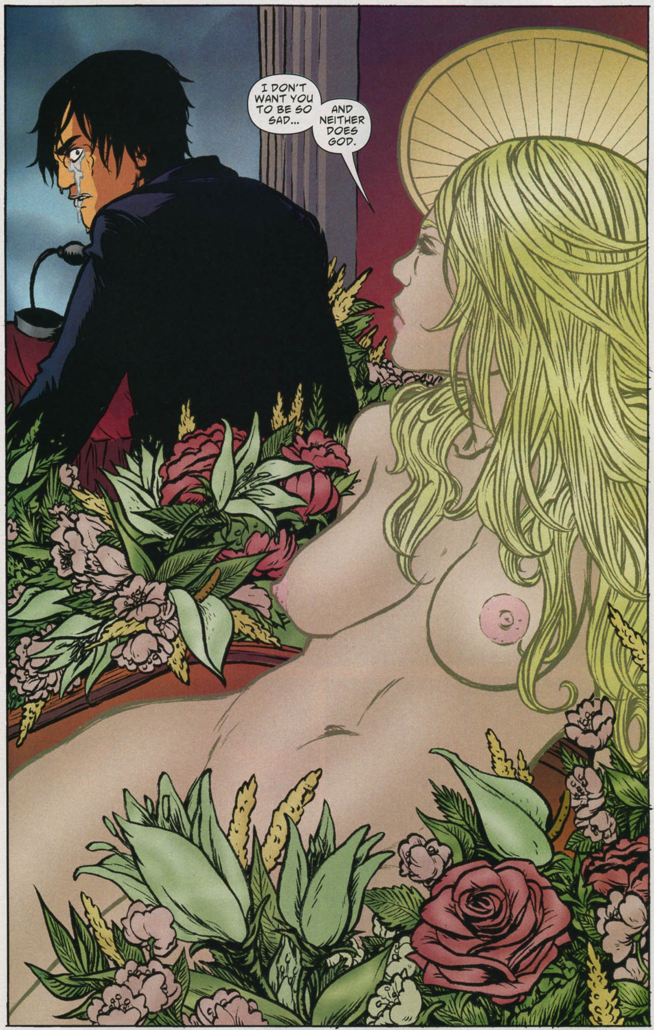 Read online American Virgin comic -  Issue #5 - 12