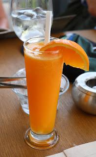 Much needed refreshment