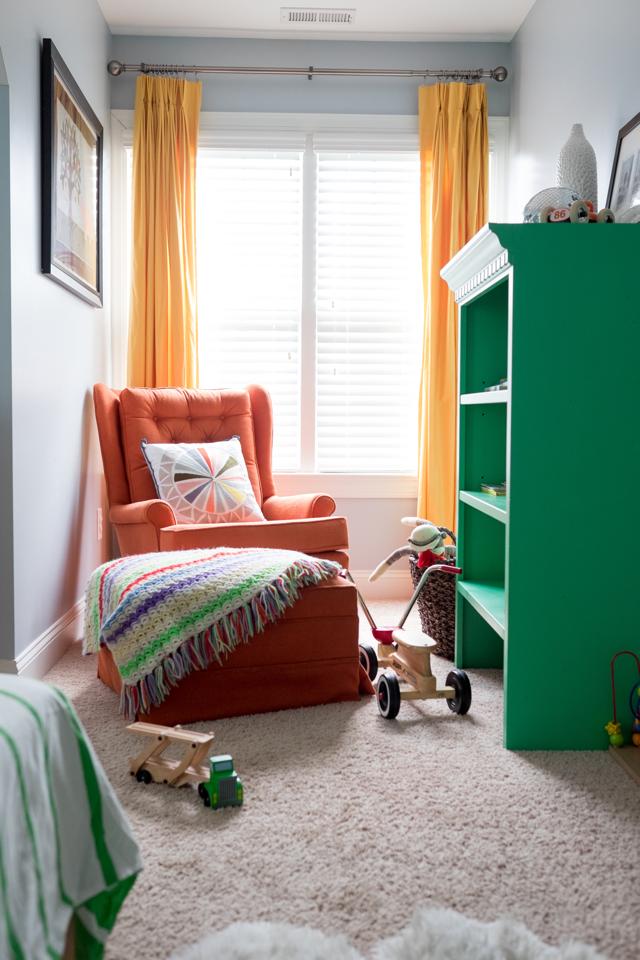 nursery dormer before-designaddictmom