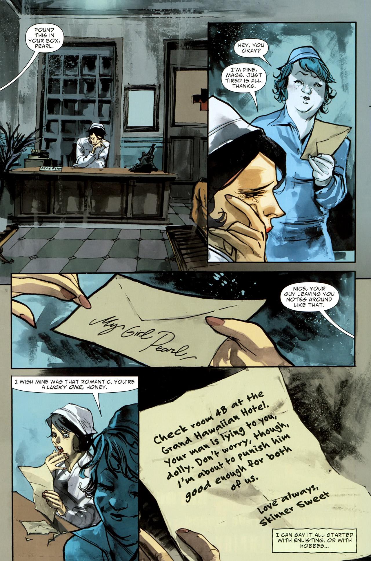 Read online American Vampire comic -  Issue #13 - 21