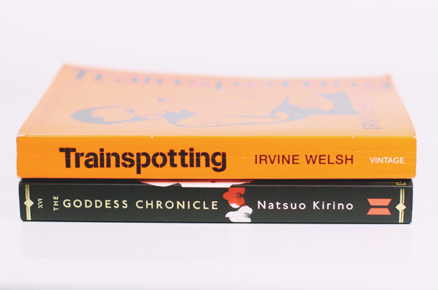Trainspotting The Goddess Chronicle