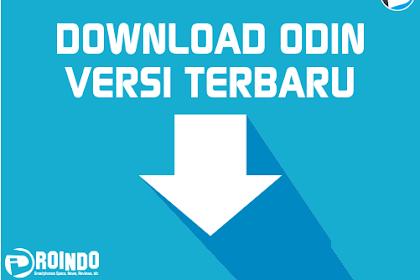 Download Odin versi terbaru untuk flash hp Samsung