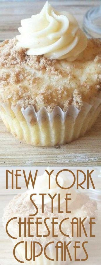 New York Style Cheesecake Cupcakes - Collection Of Recipes