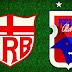 Jogo CRB x Paraná hoje