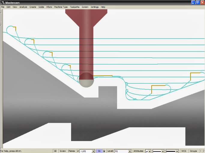 Mastercam X7 - Dynamic Machining in Lathe - Mastercam Blog
