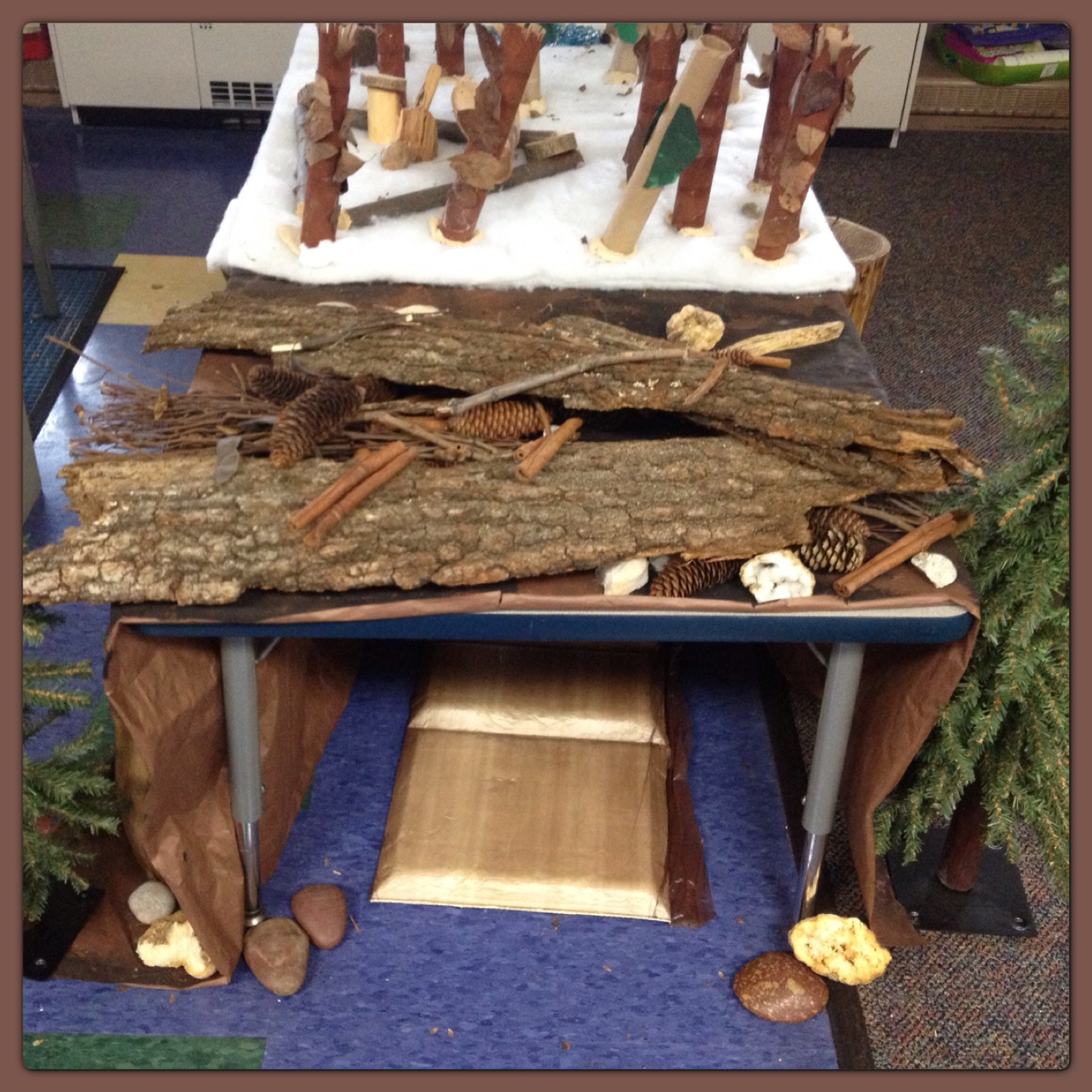 Inquiring Minds Mrs Myers Kindergarten Animals In Winter The Project Part 1